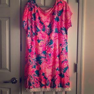 NWOT Lilly Pulitzer Tilla tunic dress